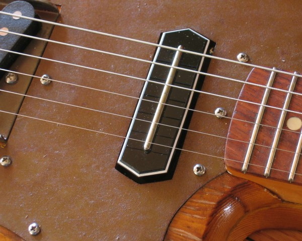 Creston Electric Instruments Guitars